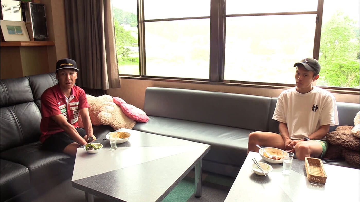 team taku 竹内択 日本テレビ『人生が変わる1分間の深イイ話』密着企画に出演。